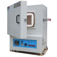 Quality 1300 Degree Celsius High Temperature Lab Box Muffle Furnace , High Temperature Laboratory Oven for sale