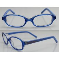 Quality Fashion Acetate Optical Kids Eyeglasses Frames for sale