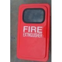 Quality CO2 Fire Extinguisher Cabinets , 690 X 390 X 260 mm Fire Hose Valve Cabinet for sale