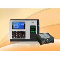 Quality USB Host stand alone proximity access control system Built In Battery With Workcode for sale