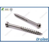 Quality 410 Stainless Steel Star Drive Decking Screws, Passivated & Hardened,  Type 17 for sale