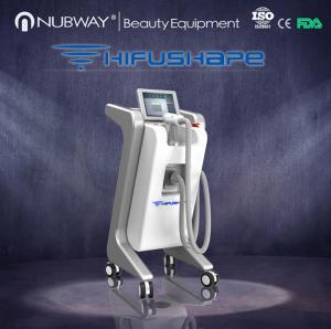 China HIFU Vacuum ultrasound cavitation treatment ultrasound units for sale on sale