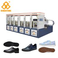 Quality Automatic Rubber Sole Injection Molding Machine For Winter Boots Men Sports Shoes for sale