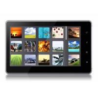 Quality ARM Cortex A10 Chip 7 Inch Touchpad Tablet PC of Capacitive TFT screen with WiFi for sale