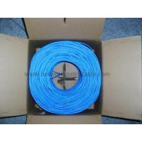 Quality Industrial Network Cable Cat5e SFTP Cable UTP FTP SFTP PVC Jacket for sale