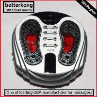 Buy cheap electrode pulse foot massager from wholesalers