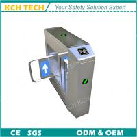 Quality Double Channel Waterproof  IP/TCP Full Automatic Swing Barrier Gate for sale