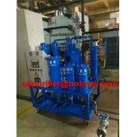 Quality TY Turbine Oil Filtration Plant,Waste Oil Treatment Plant,Vacuum Lubricant Oil Regeneration Machine, Lube Oil drying for sale