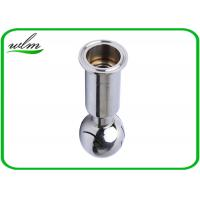 Buy Tri Clamp Sanitary Spray Balls Rotary Tank Cleaning , 1.25M To 2M Cleaning Radius at wholesale prices