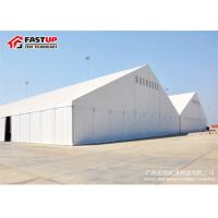 Quality Fire Retardant Aluminum Party Tents , Event Marquee Tent For Cafe Shops for sale