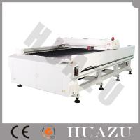 Quality CNC Metal Stainless Steel Aluminum Laser Cutting Machines With Remote Control for sale