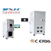 Quality Ceramics Material Applied Uv Etching Machine , Laser Stamping Machine 220V/60HZ for sale
