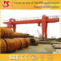 Quality overhead gantry crane Rail-mounted Double Girder Excellent gantry crane for sale