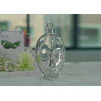 Quality Skull Glass Luxury Wine Bottle for sale
