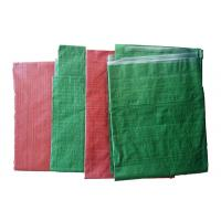 China Recycled Polypropylene PP Woven Sack Bags for Grain , Barley , Flour Packing on sale
