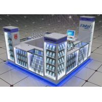 Buy Durable Small Space Cell Phone Display Fixtures For Shopping Mall Display at wholesale prices