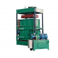Quality 220V Vertical Automatic Scrap Paper Baler / Plastic Baling Machine for sale