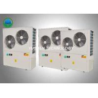 Quality Safe And Comfortable Air To Water Heat Pump Hot Water 2.8 M3 / Hour Flow for sale