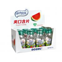 Buy cheap DOSMC Sugar Free Vitamin C Mint Candy With Watermelon / Mint  Flavor from wholesalers