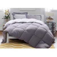 Quality Solid Warm Purple Down Alternative Comforter Twin / Queen / King Size Machine Wash for sale