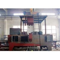 Quality Automatic Roller Conveyor Shot Blasting Machine For Wire Rod Rust Removing for sale