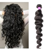 Quality Water Wave peruvian body wave virgin hair Remy Weft Hair For Black Women for sale