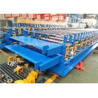 Quality Double Layers Roofing Sheet Roll Forming Machine / Corrugated Sheet Making Machine for sale