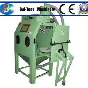 Good Sealing Pressure Blast Cabinet , Media Blasting Equipment OEM Compact Design