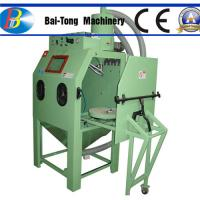Buy Good Sealing Pressure Blast Cabinet , Media Blasting Equipment OEM Compact Design at wholesale prices