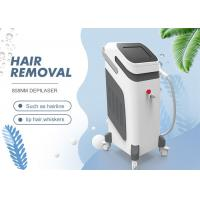 Quality Painless Diode Laser Hair Removal Equipment / Laser Hair Removal Home Machine for sale