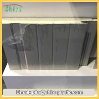 Aluminum Insulated Panel Clear Plastic Sticky Film , Protective Auto Film Multi Purpose