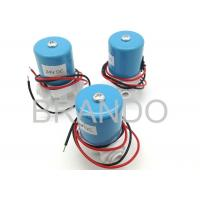 """Quality 2.5MM Orifice Pneumatic 24VDC Solenoid Valve With 1 / 4"""" Normal Thread Connecting Port for sale"""