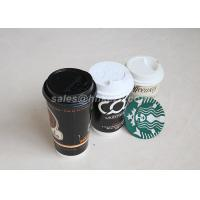 Buy 8 / 12 / 16oz Disposable Custom Disposable Coffee Cups Biodegradable For Wedding Party at wholesale prices