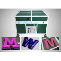 China Plastic Molding Channel Letter Bending Machine Laser Acrylic Blister Machine on sale