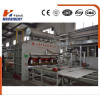 High Speed Hydraulic Hot Press Machine For Plywood / Steel / Plastic Materials