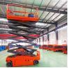 Buy cheap High Strength Movable Scissor Lift Extendable Scissor Lift Small Platform from wholesalers