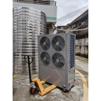 Quality Swimming Pool 2-25HP 20KW R417a Circulation Heating Pump for sale