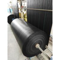 Buy 1-8m width PP mulch mat/weed barrier/building cover plastic /silt fence geotextile at wholesale prices