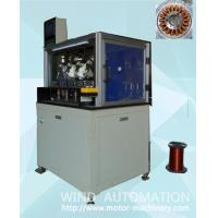 Stator winding machine for manufacturing BLDC outrunner motors