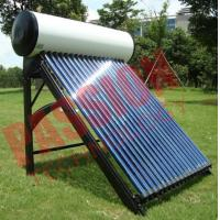 Quality High Pressure Pressurized Thermal Solar Water Heater 200 Liter Easy Maintenance for sale