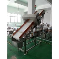 Quality Inclined Conveyor Belt Metal Detector Foods Inspection Use With Memory Function for sale