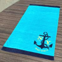 Buy Hammam Stylish Beach Towel Digital Print For Personalized Pool Swimming at wholesale prices