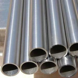 China Cold Rolled Seamless Titanium Pipe Grade3 / Cold Drawn Titanium Coil Pipe on sale