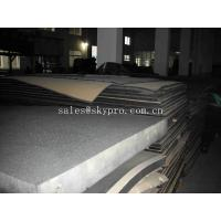 China High Density Fireproof Rubber Foam Board Sound Absorbing With EVA Material on sale