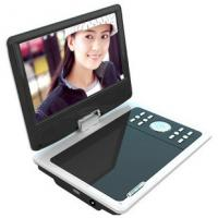 Buy Portable DVD Player of 9 inch Rototable Screen for Home Use at wholesale prices