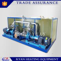 Quality CE ISO double pump high efficiency oil furnace for sale
