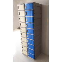 Quality Green / Beige 32 Doors One Set Mobile Phone Charging Lockers With Coin Lock for sale