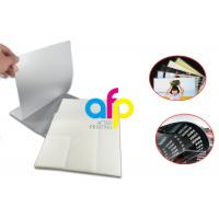 Buy Transparent Pouch Laminating Film Sheets For Picture / ID Card Protection at wholesale prices
