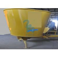 Quality 2115kgs Stationary Type TMR Ruminant Animals' Feed Mixer Machine For Cattle Husbandry for sale
