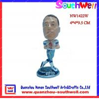 Quality polyresin bobble heads figurines for sale